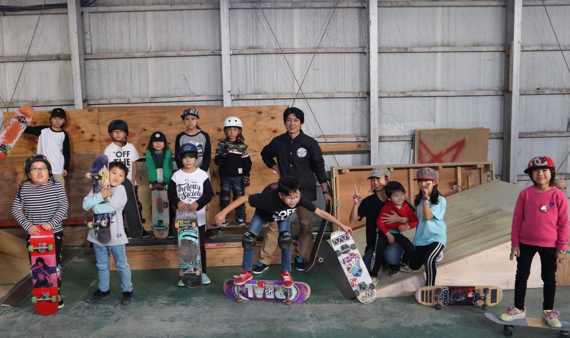 TSBA - 鶴岡スケートボード協会